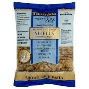 Tinkyada Gluten Free Brown Rice Pasta, Shells