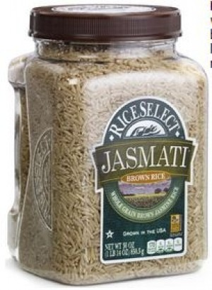 Rice Select Jasmati Brown Rice