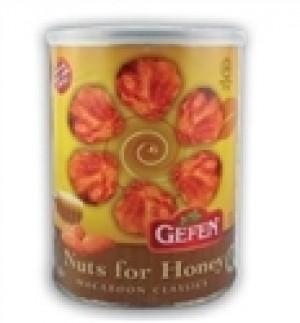 Gefen Gluten Free Honey Nut Macaroons, 10 Oz (2 Pack)
