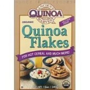 Ancient Harvest Quinoa, Organic Flakes [12 Packs]