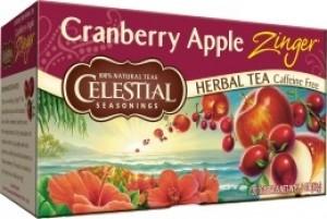 Cranberry Apple Zinger Herbal Tea