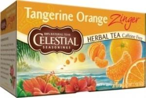 Tangarine Orange Zinger Herbal Tea