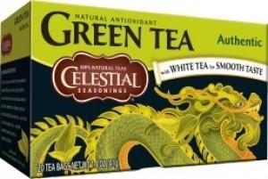 Authentic Green Tea