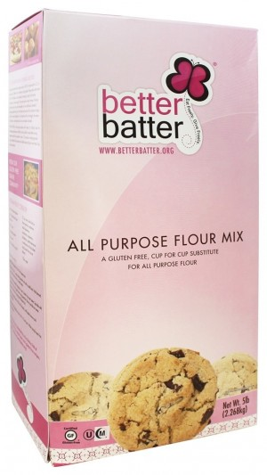 Better Batter All Purpose Flour Mix, 5 lb [4 Pack]