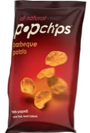 Popchips, BBQ, 0.80 Oz Bag