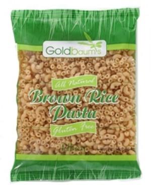 Goldbaum's Gluten Free Brown Rice Pasta, Elbows