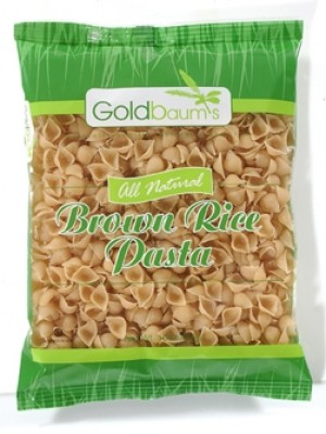 Goldbaum's Gluten Free Brown Rice Pasta, Shells