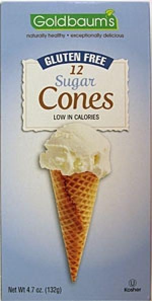 Goldbaum's Gluten Free Ice Cream Cones
