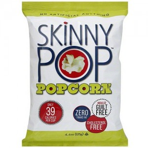 Skinny Pop Popcorn, Large