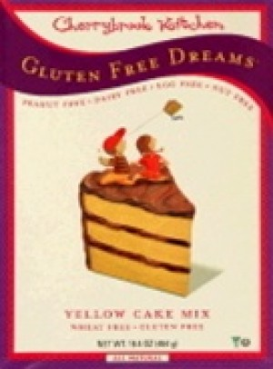 Gluten Free Yellow Cake Mix [6 Pack]