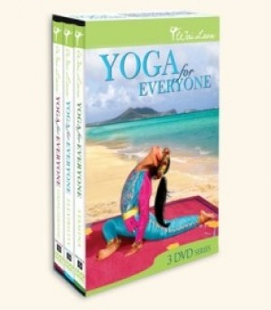 Wai Lana Yoga for Everyone Series, Tripack