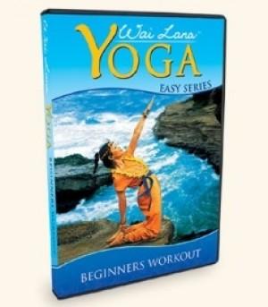 Wai Lana Yoga Easy Series, Beginners Workout