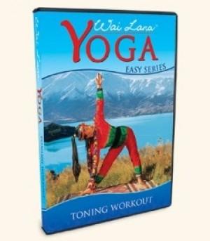 Wai Lana Yoga Easy Series, Toning Workout