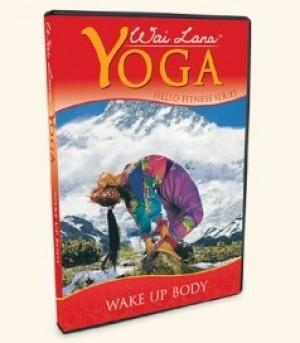 Wai Lana Yoga Hello Fitness Series, Wake up Body