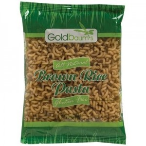 Goldbaum's Brown Rice Fussili Pasta