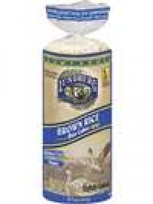 Brown Salted rice cakes Eco [Case of 12]