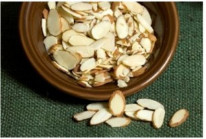 Nuts, Sliced Natural Almonds
