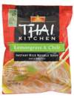 Lemongrass & Chili Instant Rice Noodle Soup