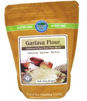 Authentic Foods Garfava Flour, 20 Ounce