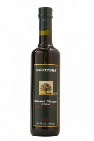 Bartenura Balsamic Vinegar, 17 Oz Bottle (Case of 12)