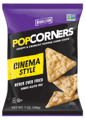 Popcorners, Butter, 7 Oz