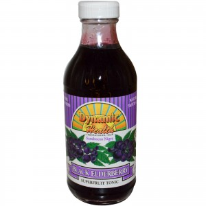 Dynamic Health Juice Concentrate, Black Elderberry Extract