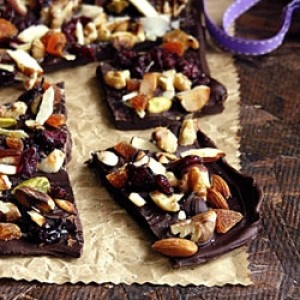 Fruit & Nut Chocolate Candy Bar