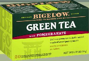 Bigelow Tea, Green Tea With Pomegranate