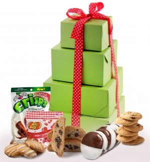 Happy New Year's! Gift Tower - Super Sized!