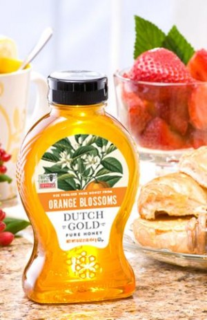 Dutch Gold Honey, Orange Blossom
