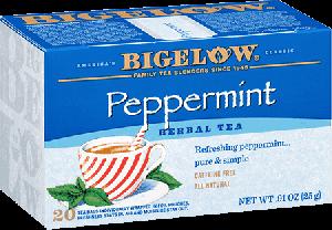 Bigelow Tea, Peppermint Herb Tea