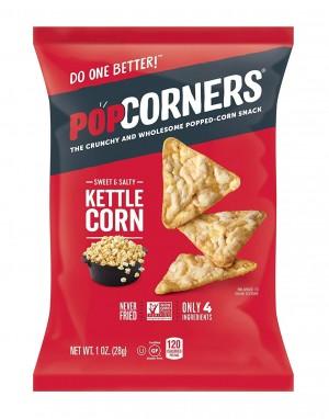 Gluten Free Popcorners, Carnival Kettle, 7 Oz [12 Bags]