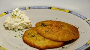 Cheese Patties