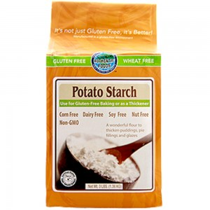 Authentic Foods Potato Starch - 3 lb