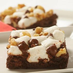 Rocky Road Brownies
