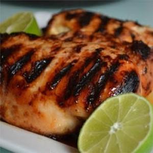 Succulent Grilled Chicken