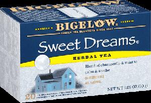 Bigelow Tea, Sweet Dreams Herb Tea