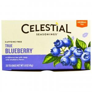 True Blueberry Herbal Tea