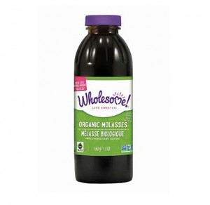 Wholesome Sweeteners, Organic Molasses Syrup