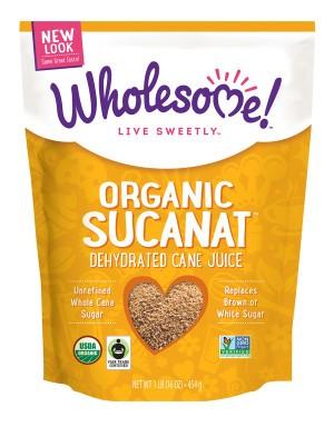 Wholesome Sweeteners,Sucanat Brown Sugar