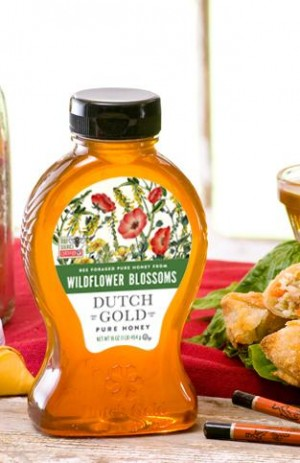 Dutch Gold Honey, Wildflower