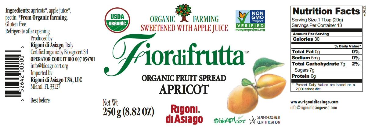 fiordifrutta apricot nutrition